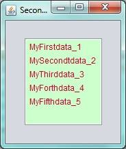Static_Way_To_Show_Data_in_JList