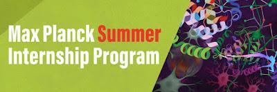 برنامج صيفي ممول بالكامل في ألمانيا مقدم من ماكس بلانك