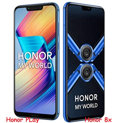 HONOR PLAY And HONOR 8X Gets Updated With The Latest Android