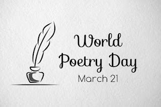World Poetry Day observed on 21st March by UNESCO