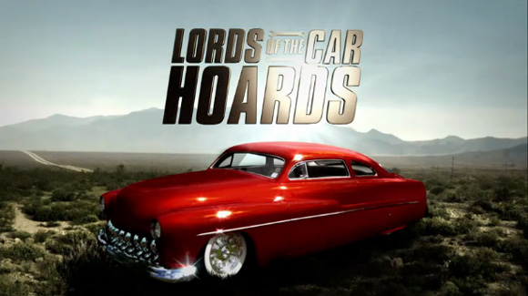 Lords Of Car Hoards Tv Show