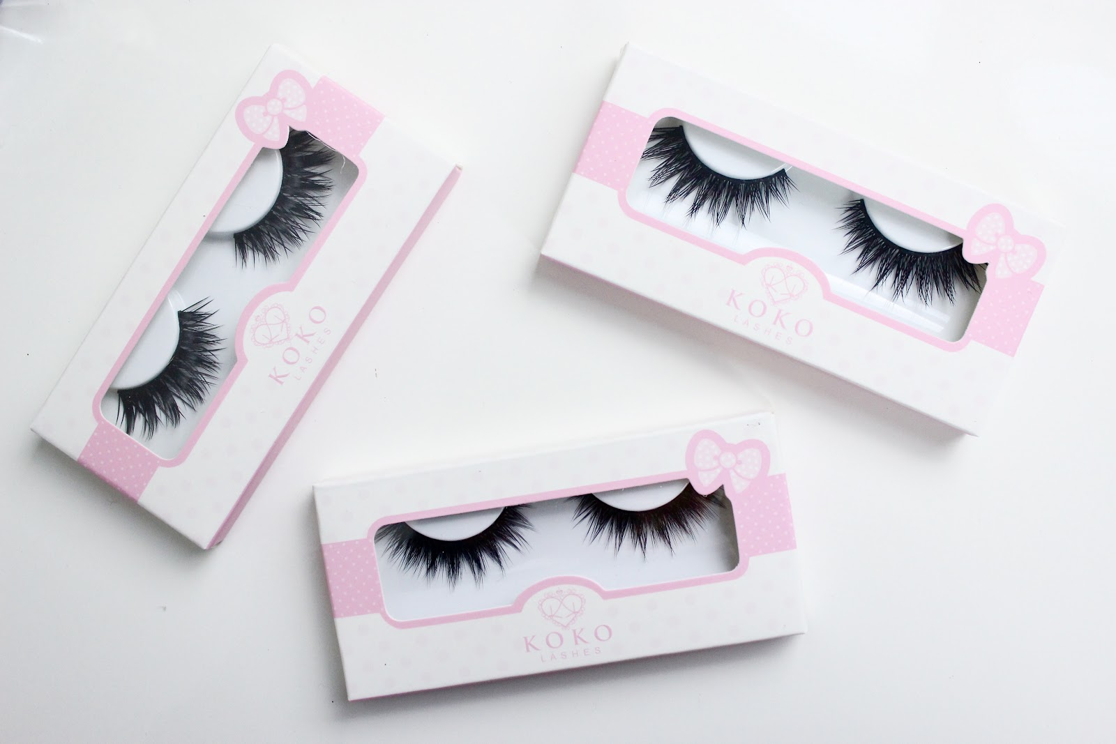 Koko Lashes Eyelash Haul