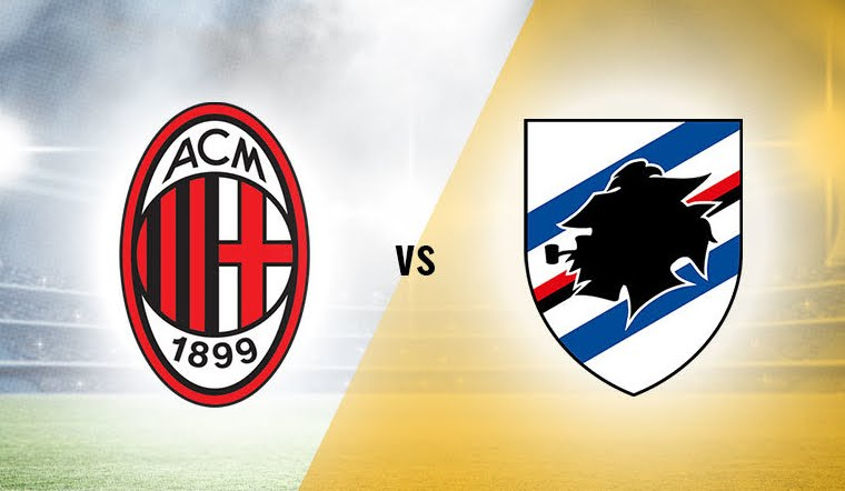 DIRETTA Milan-Sampdoria Streaming: info Facebook Live-Stream e Video YouTube, dove vederla