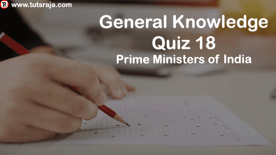 General Knowledge Quiz 18