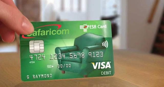 Safaricom Visa