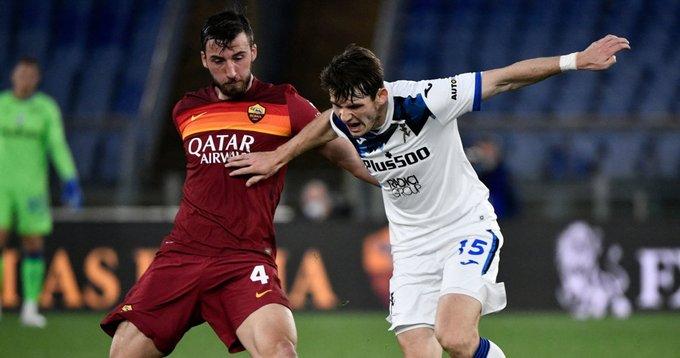 ملخص واهداف مباراة روما واتالانتا (1-1) الدوري الايطالي