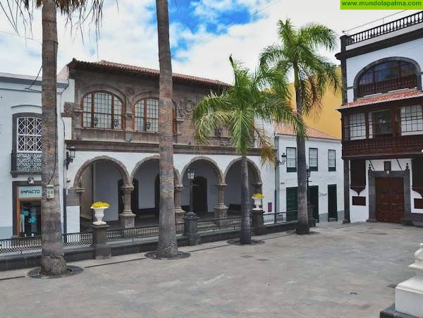 Santa Cruz de La Palma refuerza sus efectivos para garantizar la seguridad durante las fiestas