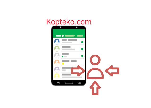 Cara Mengambil Alih Admin Grup Whatsapp