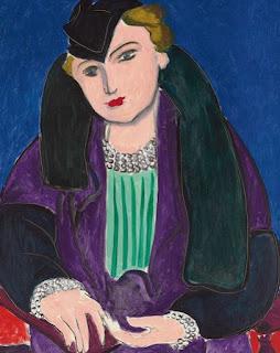 Lydia Delectorskaia, modele de Matisse