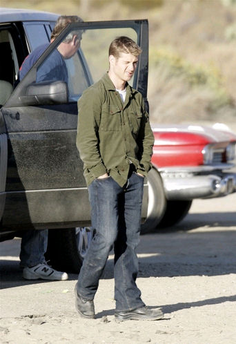 4 aces filming location set the o.c. behind the scenes benjamin mckenzie