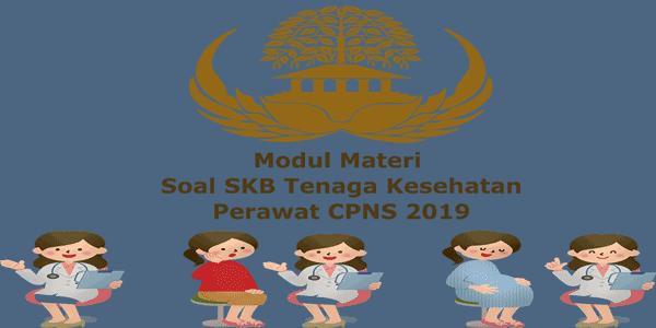 download contoh soal skb perawat cpns 2019