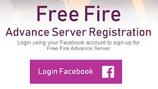 Login Facebook In Free Fire