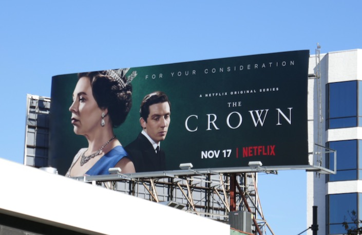 Crown 2019 FYC billboard