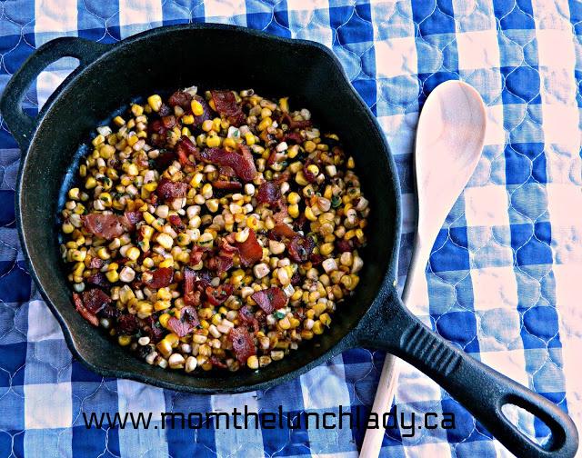 Southern Fried Skillet Corn