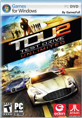 Test Drive Unlimited 2 Complete [Full] Español [MEGA]