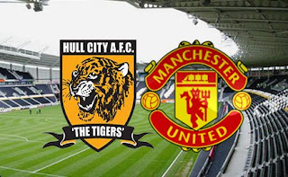 Hull City vs Manchester United - EFL Cup