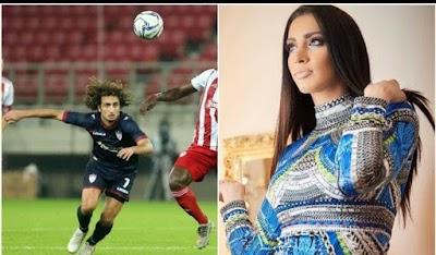 فضيحة جديده للاعب منتخب مصر عمرو ورده مع صحفيه يونانيه