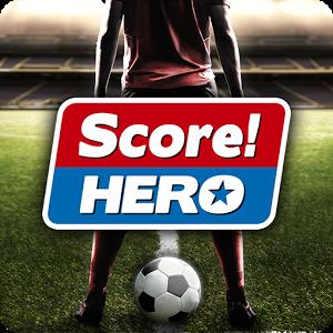 تحميل لعبة Score! Hero v2.27 كاملة 2019 للاندرويد - معدلة (مال لا محدود / طاقة لا محدود)
