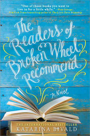 The Readers of Broken Wheel Recommend book cover