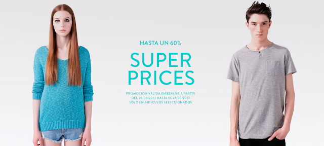 Super prices en Pull&Bear