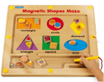http://theplayfulotter.blogspot.com/2015/11/magnetic-shapes-maze.html