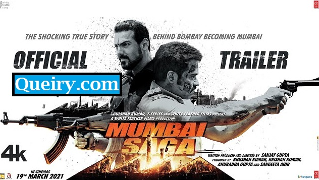 Mumbai Saga Full Movie Download Leaked online Filmyzila|Filmywap 123MkvMovies Mp4Movies