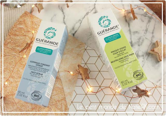 Guérande produits cosmetiques