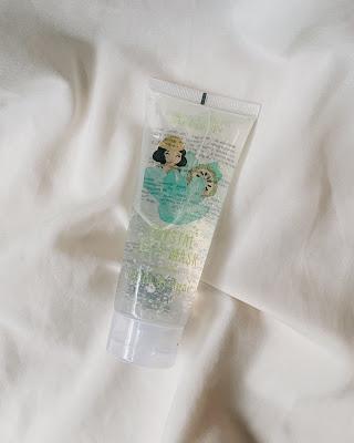 TIFF Noni & Algae Crystal Jelly Mask review