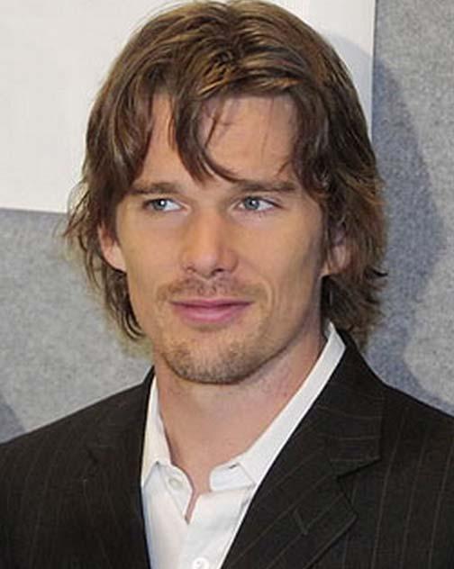 Medium Long Hairstyles for Men