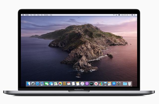 آبل تطلق إصدار macOS Catalina للجمهور