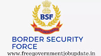 ( BSF ) Border Security force bharti