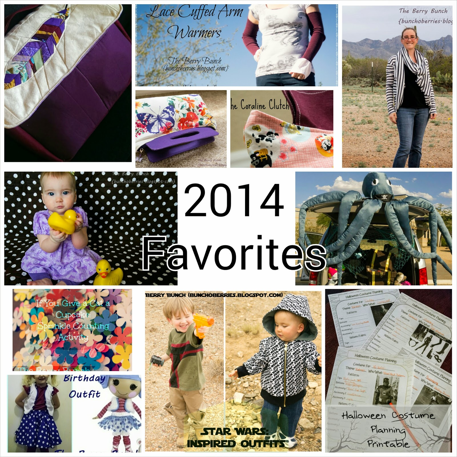 Berry Bunch 2014 Favorites