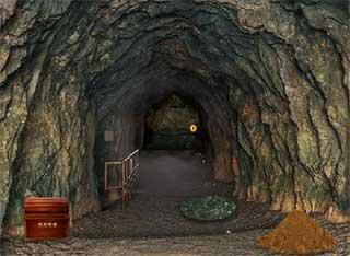 Tunnel Cave Escape Solucion, Ayuda, Guia, Pistas