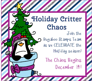 Bugaboo Holiday Critter Chaos