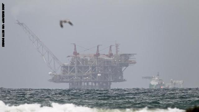 من اليوم.. الغاز الإسرائيلي يتدفق إلى مصر بموجب صفقة قيمتها 15 مليار دولار