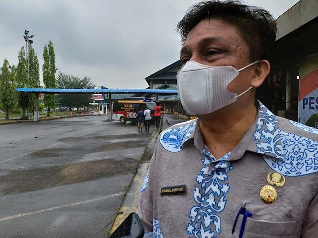 Kasus Harian Covid-19 di Kota Medan Diklaim Melandai