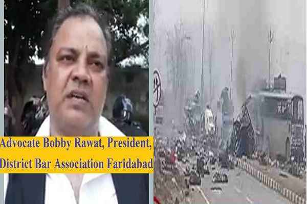 district-bar-association-faridabad-condemn-pulwama-terrorist-attack