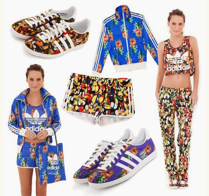 4a33f1b9f6c Fashion Food  Já está nas lojas a coleção da Farm com a Adidas ...