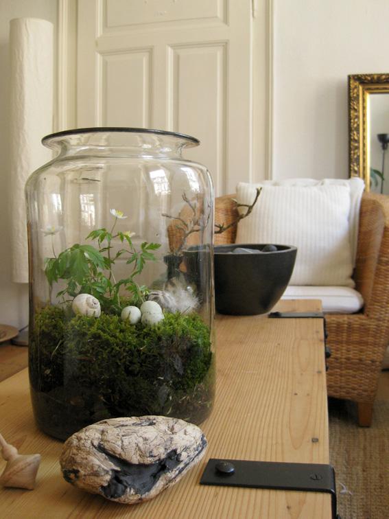 raumfee ostern im glas easter in the jar. Black Bedroom Furniture Sets. Home Design Ideas