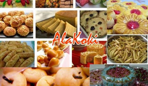 Resep dan Cara Membuat Kue Lebaran dan Cemilan Resep Kue Lebaran dan Cemilan