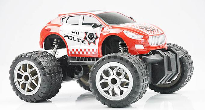 Xe ô tô cảnh sát MKB 5588-106