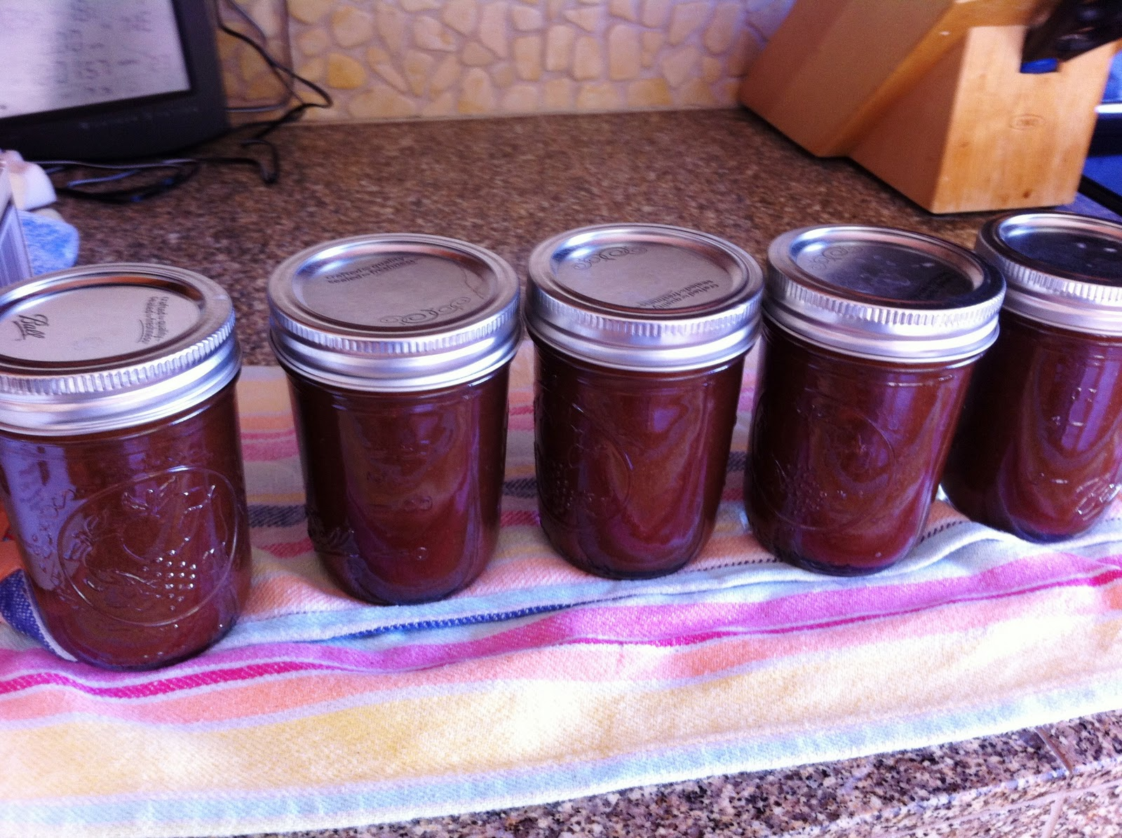 The Pampered Jes: Can-Do Attitude: Apple Sauce and Apple Butter