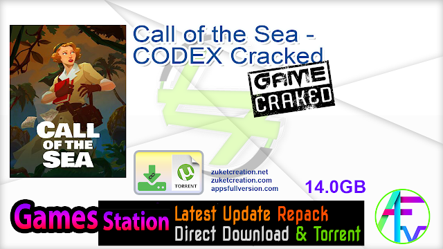 Call of the Sea – CODEX Cracked