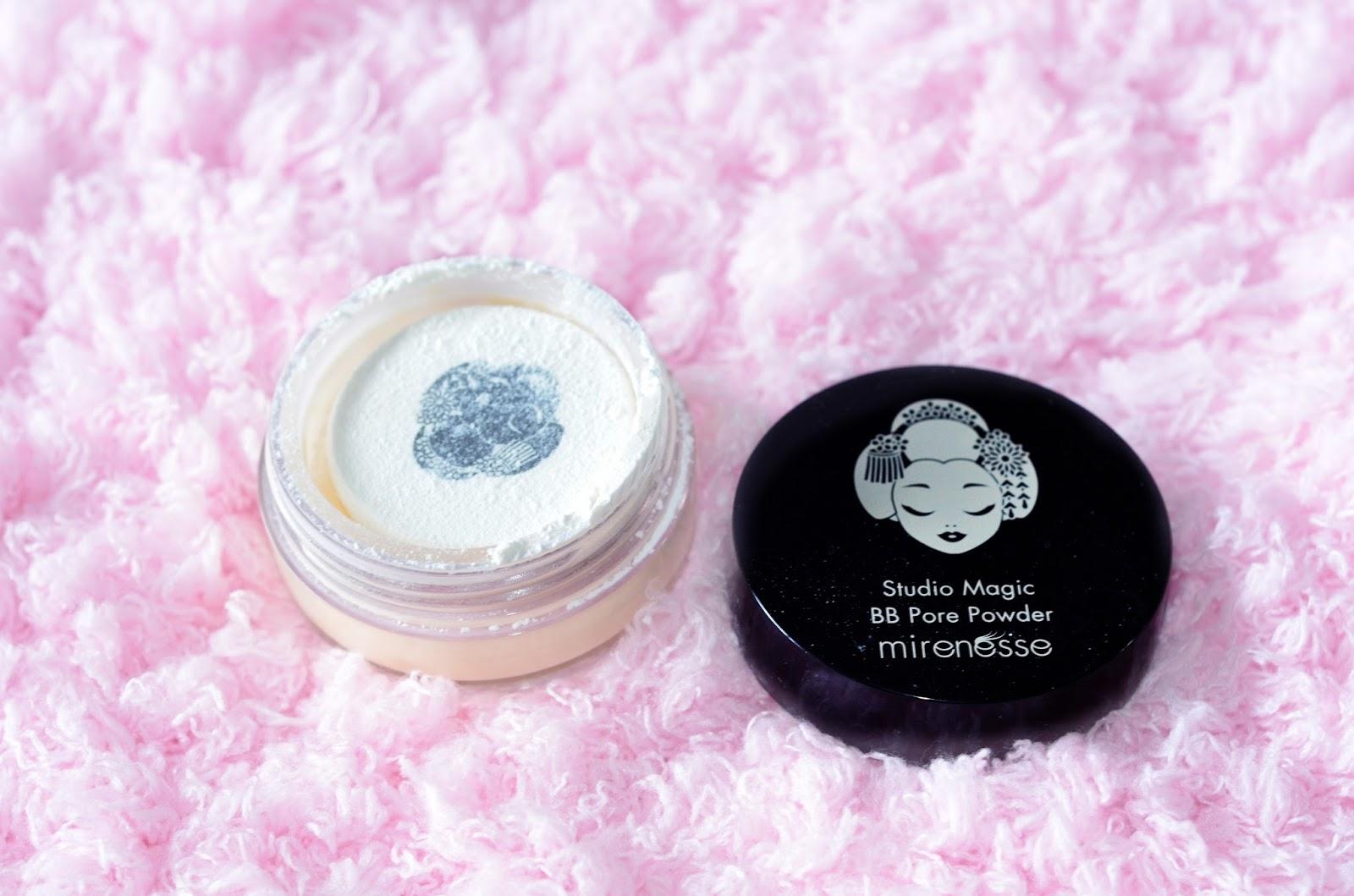 best bb pore powder