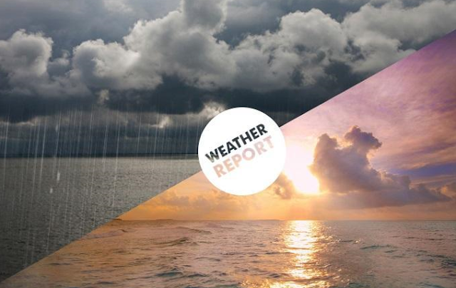 Cyprus Weather Update: Showers and storms expected through to Wednesday