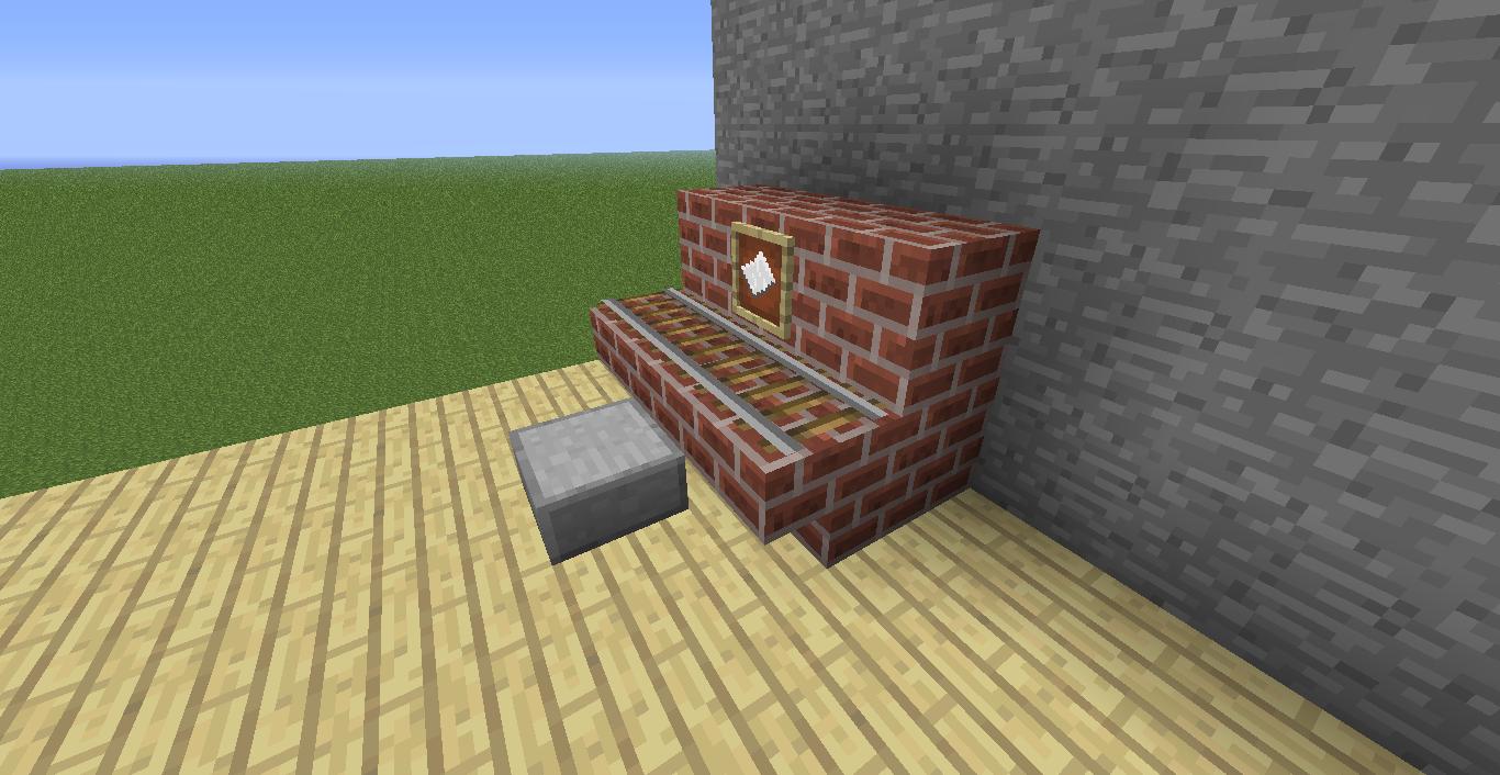Minecraft muebles y decoraci n en minecraft sin mods - Decoraciones para minecraft sin mods ...
