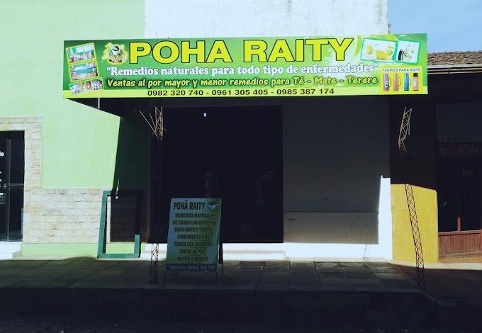 Poha Raity... La Casa de las Hierbas Medicinales