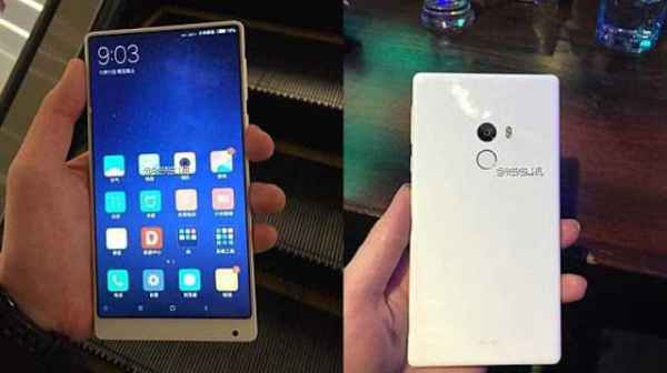 Xiaomi Mi Mix Android 7.0 Nougat Update And Going To Launch New White Variant