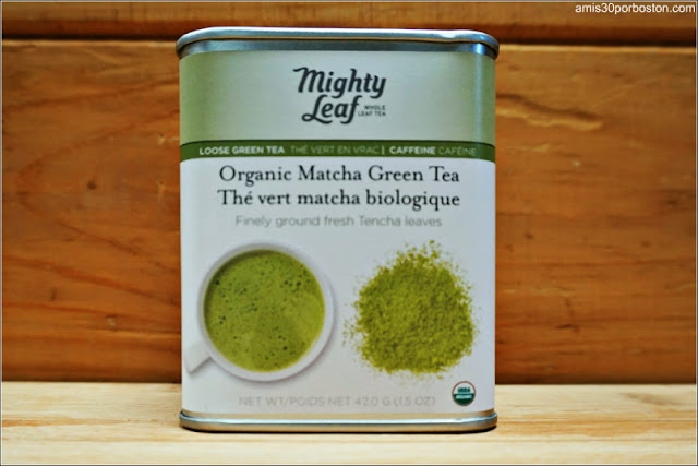 Organic Ceremonial Matcha: Mighty Leaf Tea