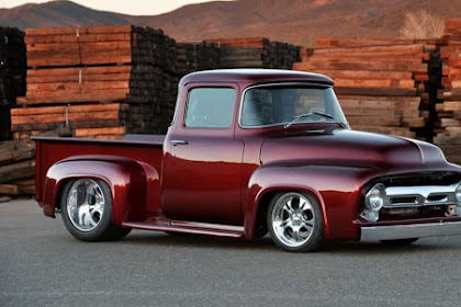 1956 Ford F100 Specs